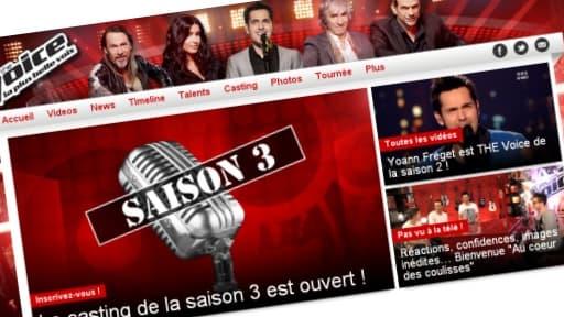 """L'émission """"The Voice"""" rapporte plus de 30 millions d'euros de recettes publicitaires."""