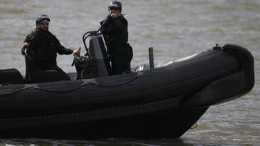 Xavier Thomas se trouvait avec sa compagne sur le London Bridge au moment de l'attentat.