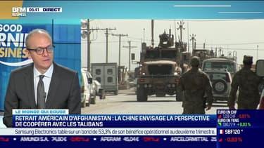 Benaouda Abdeddaïm : Retrait américain d'Afghanistan, la Chine envisage la perspective de coopérer avec les talibans - 07/07