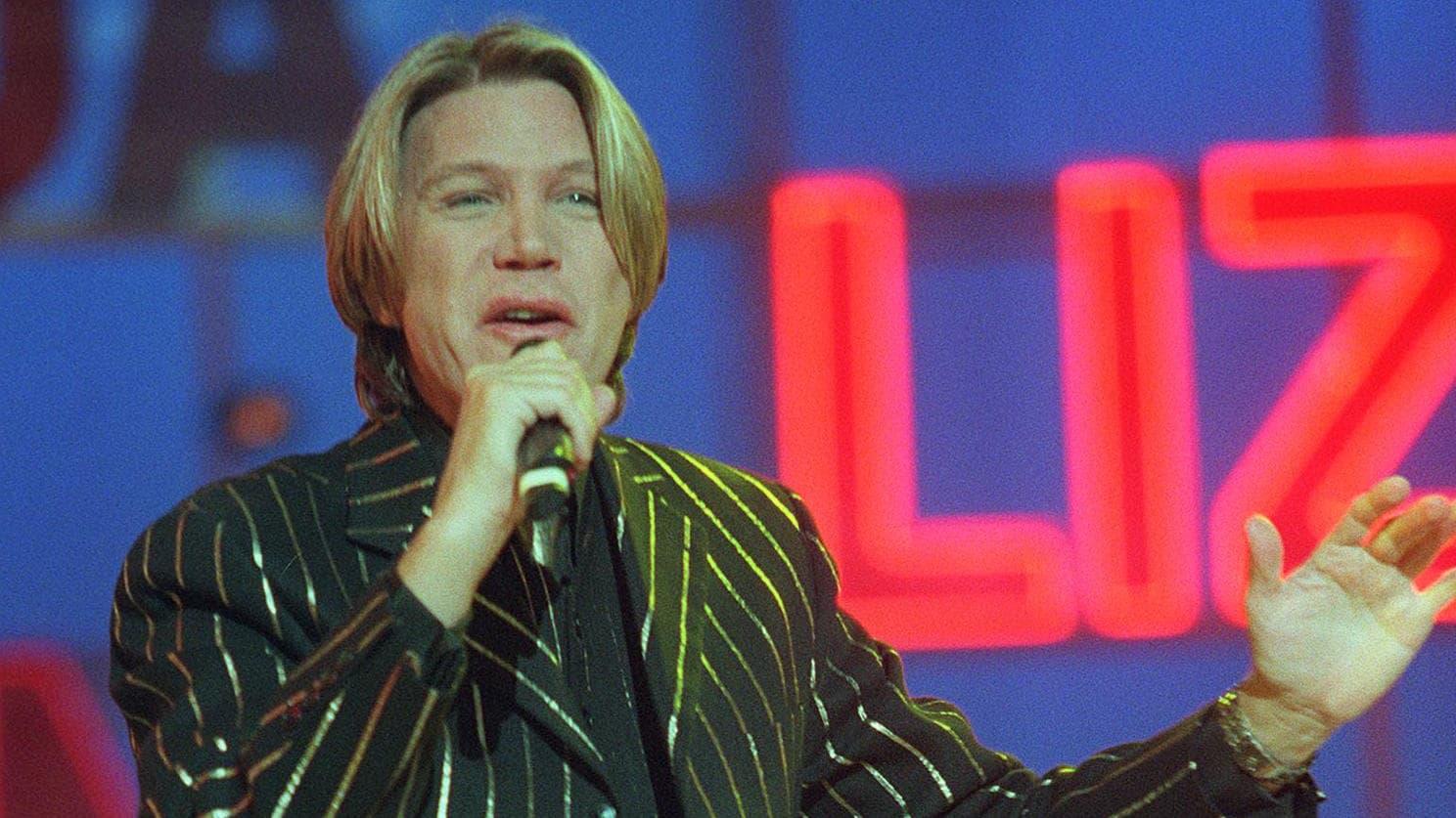 Mort de l'ex-star du disco Patrick Juvet à l'âge de 70 ans