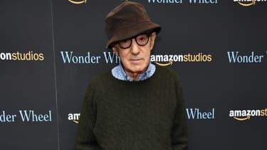 Woody Allen en 2017