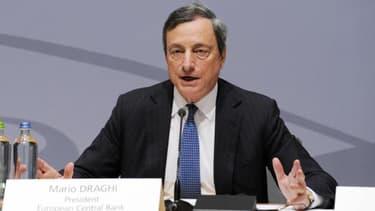 Mario Draghi dispose d'un nombre assez variés d'atouts dans sa manche.