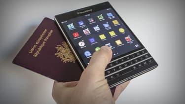 Avec son Passport, Blackberry tente une alternative face aux géants mondiaux du smartphone