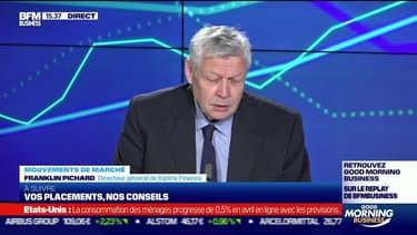 Franklin Pichard (Kipling Finance) : Airbus projette d'augmenter les cadences de production pour les monocouloirs  - 28/05