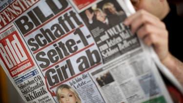Axel Springer utilise le site internet de Bild pour bloquer l'accès aux bloqueurs de publicité