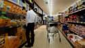 Les prix de l'alimentation ont reculé de 1,3% sur un an au mois de janvier.