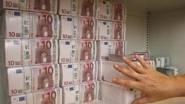 Les saisies d'argent liquides se sont envolées : +500% en un an.