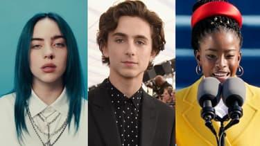 La chanteuse Billie Eilish, l'acteur Timothée Chalamet et la poétesse Amanda Gorman sont trois des présentateurs du prochain Met Gala