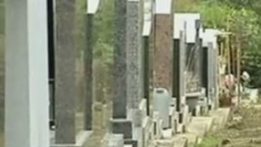 Le cimetière de Forest (Belgique)