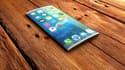 Ce concept d'iPhone  à écran incurvé qui n'a aucun lien avec Apple a été imaginé par un cabinet de design.