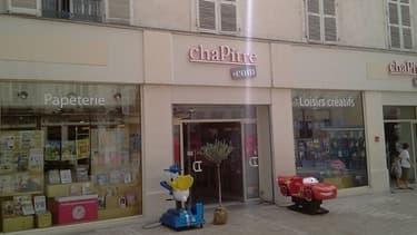 Les librairies Chapitre ont été placées en redressement judiciaire ce 2 décembre.
