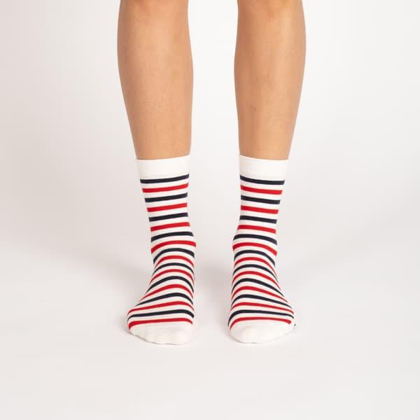 Les chaussettes de la boutique de l'Elysée