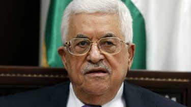 Mahmoud Abbas, le président de l'Etat de Palestine. (Photo d'illustration)