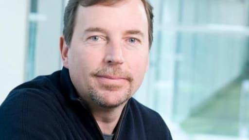 Scott Thompson, ancien patron de Paypal, sera resté encore moins de 6 mois à la tête de Yahoo.(© Reuters)