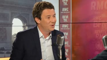 Benjamin Griveaux sur BFMTV