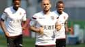 Sneijder à l'entraînement