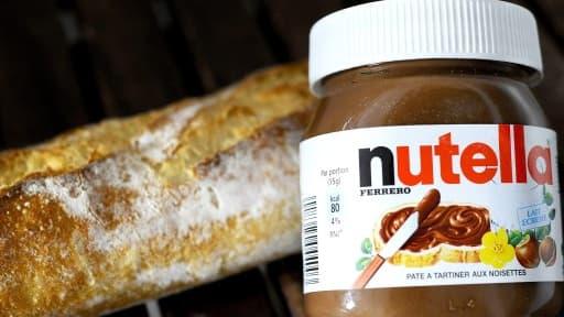 Le groupe Ferrero réalise un chiffre d'affaires de 8 milliards d'euros, dont 1,7 milliard pour la marque Nutella.