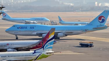 Korean Air investit dans des Boeing.