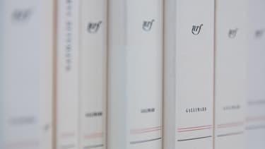 Photo d'illustration - couverture de livres Gallimard