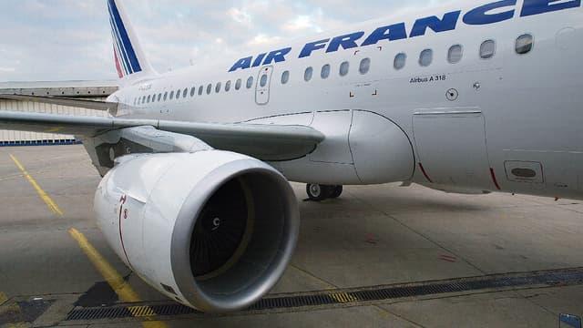 Air France prévoit la reprise de ses vols vers Saint-Barthélémy et Saint-Martin au cours du premier trimestre 2018 (image d'illustration)