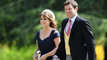 La princesse Eugénie va épouser Jack Brooksbank