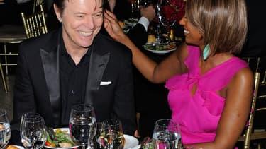 David et Iman Bowie ont filé le parfait amour pendant 27ans.