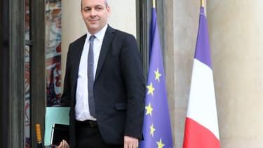 Laurent Berger, le numéro un de la CFDT.