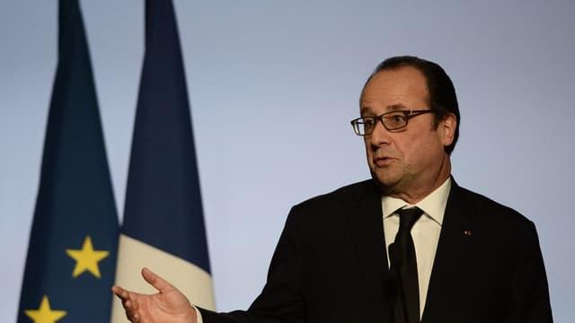 François Hollande appelle à des décisions immédiates