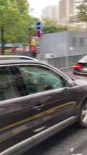 Circulation dans Paris - Témoins BFMTV