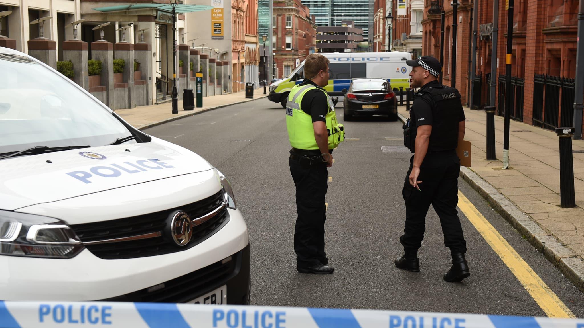 Angleterre: quatre morts dans une explosion sur un site de traitement des eaux usées
