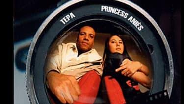 """Tepa et Princess Aniès, qui formaient le duo """"Les spécialistes"""""""