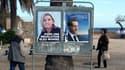 Les électorats de Marine Le Pen et de Nicolas Sarkozy s'opposent principalement sur les questions économiques.