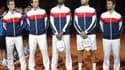 L'équipe de France de Coupe Davis