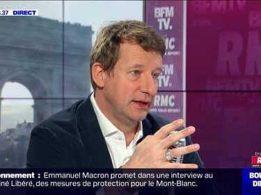 Yannick Jadot face à Jean-Jacques Bourdin en direct - 12/02