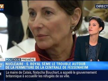 Fermeture de Fessenheim: Ségolène Royal sème le trouble - 09/09