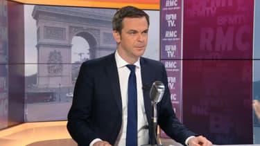Olivier Véran, le 5 mars 2021
