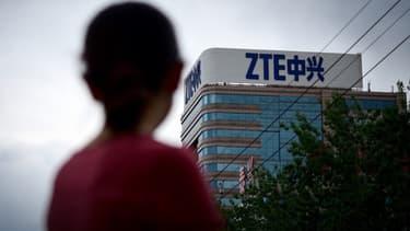 L'entreprise chinoise est sous la menace d'une sanction américaine