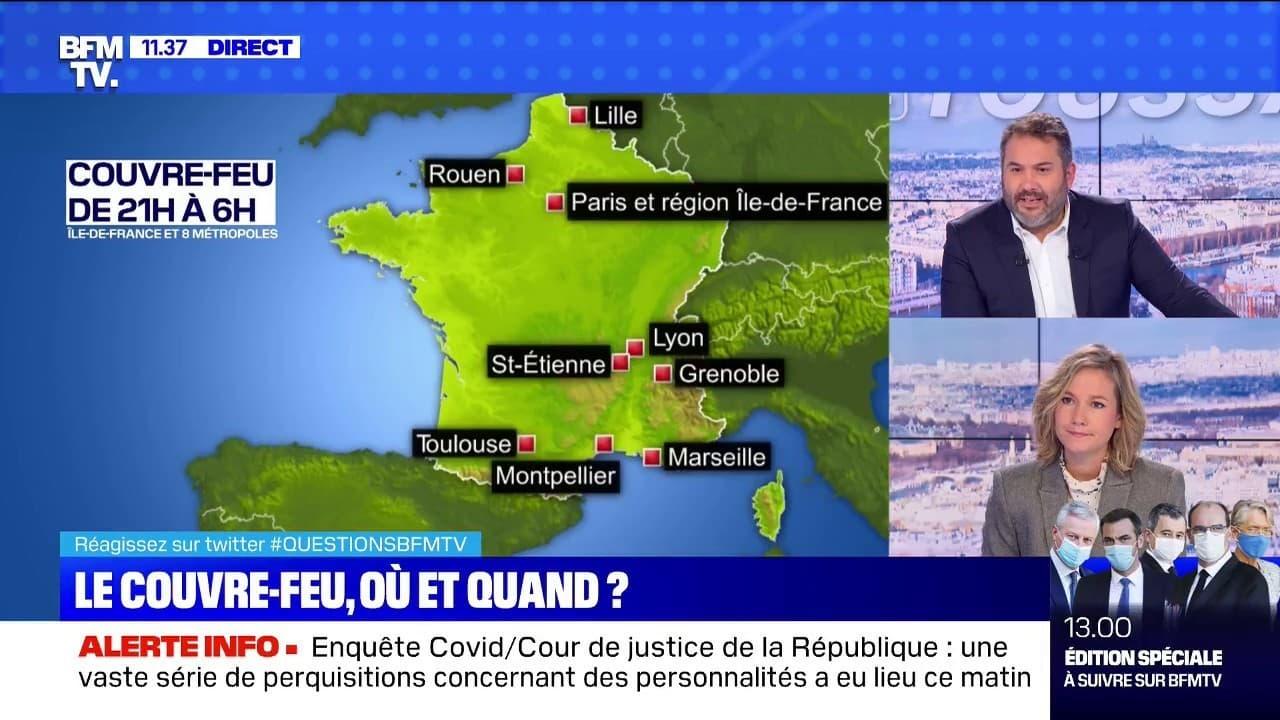 Le couvre-feu, un désastre total signé Macron