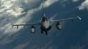 Un chasseur F-16. (Illustration)