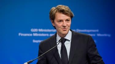 François Baroin ne croit pas dans un déficit public ramené à 3% d'ici la fin de l'année, et souhaite un nouveau calendrier.