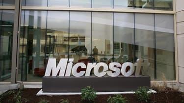 Microsoft a mis au point le système d'exploitation Window 8