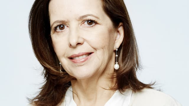 Sophie Bellon, 57 ans, préside le conseil d'administration de Sodexo depuis janvier 2016.