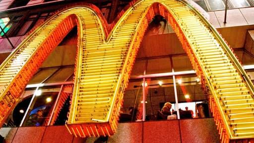 McDonald's serait imposé au Luxembourg sur les sommes qu'il recoit de ses franchises françaises.