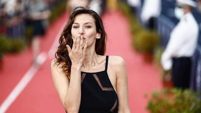 L'actrice Doria Tillier au festival de Cabourg en juin 2020.