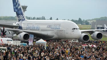 Airbus et Boeing devrait enregistrer moins de commandes qu'en 2013 et 2015