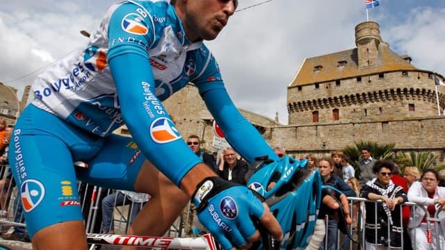 Le Français a mis un terme à cinq ans de disette tricolore sur le Giro.