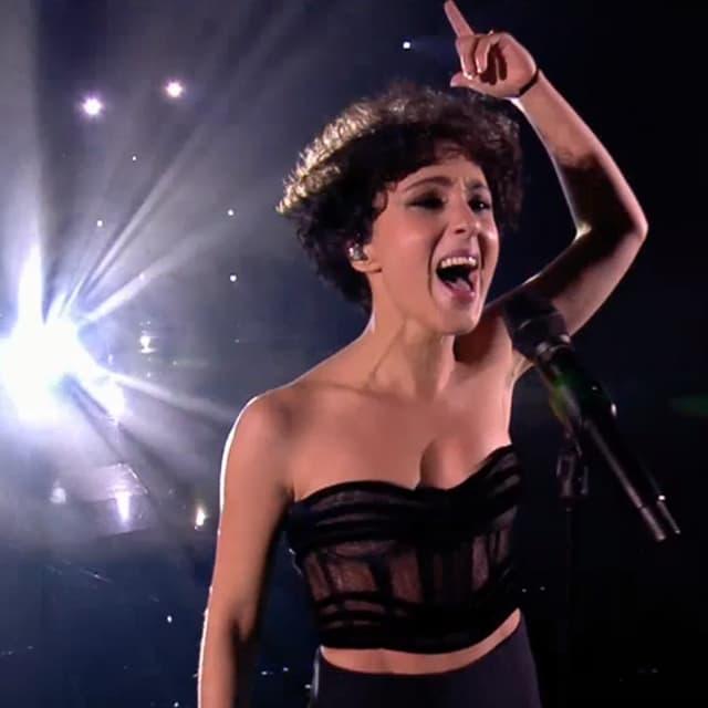EN DIRECT - Eurovision: la France termine deuxième, l'Italie remporte le concours