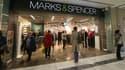Marks & Spencer ne quitte pas complètement la France, mais n'y prend plus aucun risque.