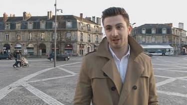 """Julien Voinson a brisé la chaîne """"Neknomination"""" en faveur d'une bonne action."""