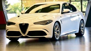 Alfa Romeo est l'une des marques aux conducteurs les plus jeunes, selon les chiffres donnés par le comparateur d'assurances en ligne Assurland.
